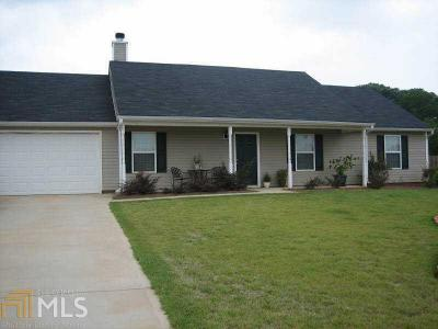 Statham GA Single Family Home Under Contract: $160,000