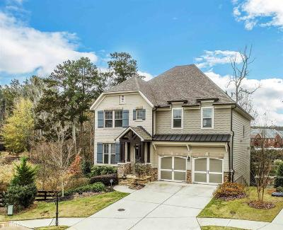 Woodstock Single Family Home For Sale: 310 Lakeway Cir