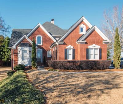 Monroe Single Family Home For Sale: 360 Fairway Cir