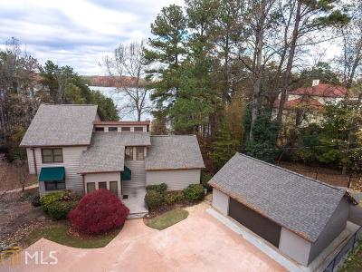 Buford Single Family Home For Sale: 6405 Lakeview Dr