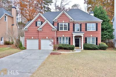 Barrow County, Forsyth County, Gwinnett County, Hall County, Newton County, Walton County Single Family Home For Sale: 6610 Crofton Dr
