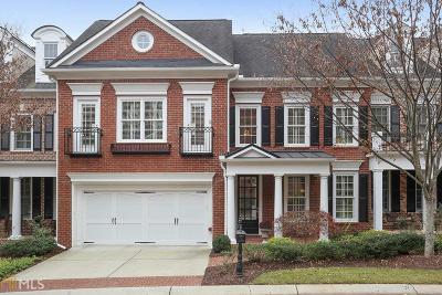 Fulton County Condo/Townhouse New: 12515 Wexcroft Ln