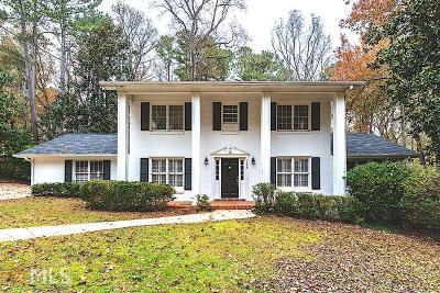 Stone Mountain Single Family Home For Sale: 5258 Oxbow Rd