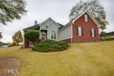 Dacula Single Family Home For Sale: 623 Planters Mill Pt #1