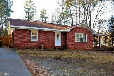 Winder Single Family Home For Sale: 618 Gainesville Highway