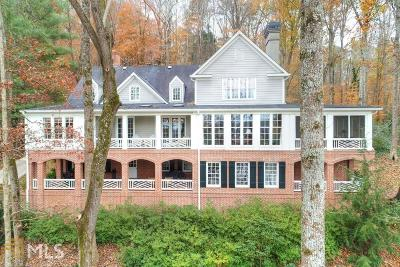 Roswell, Sandy Springs Single Family Home For Sale: 130 River