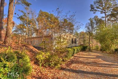 Ellijay Single Family Home Under Contract: 97 Holly Ridge