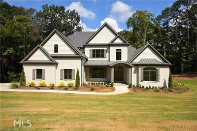 Kennesaw Single Family Home New: 4370 Freys Farm Ln