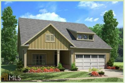 Newnan Single Family Home New: 47 Seabiscuit Ct