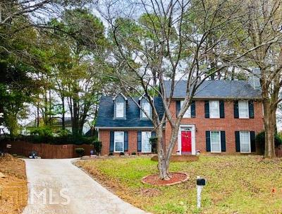 Snellville Single Family Home New: 2878 Summit Crest Ct