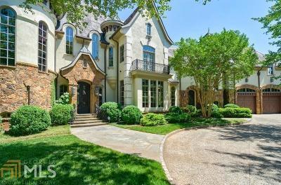 Roswell, Sandy Springs Single Family Home For Sale: 515 Chestnut Rose Ln