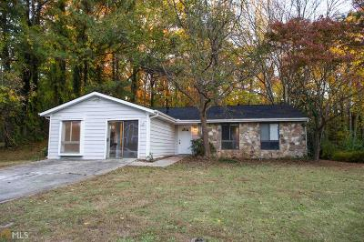Stone Mountain Single Family Home Under Contract: 5181 Martins Xing Rd