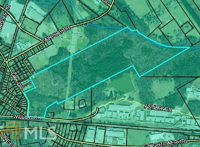 Social Circle Residential Lots & Land For Sale: Willow Dr