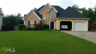 Douglasville Single Family Home New: 4355 Elk
