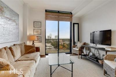 Ovation Condo/Townhouse Under Contract: 3040 Peachtree Rd #1509