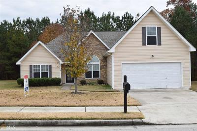 Douglasville Single Family Home New: 4330 Big Horn Pass