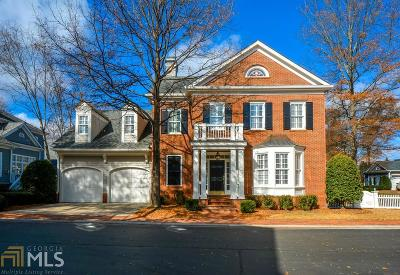 Dunwoody Single Family Home For Sale: 1152 Bellewood Sq