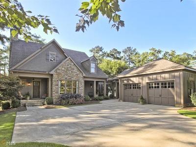 Newnan Single Family Home For Sale: 87 Lake Club Loop