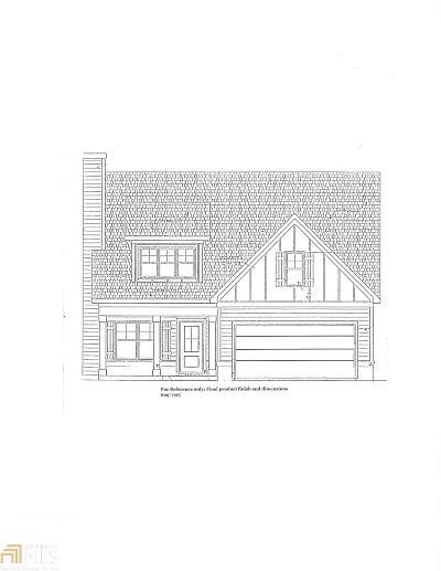 Carroll County Single Family Home New: 1135 Red Bud Cir