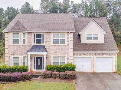 McDonough Single Family Home For Sale: 212 Palmberg Trce