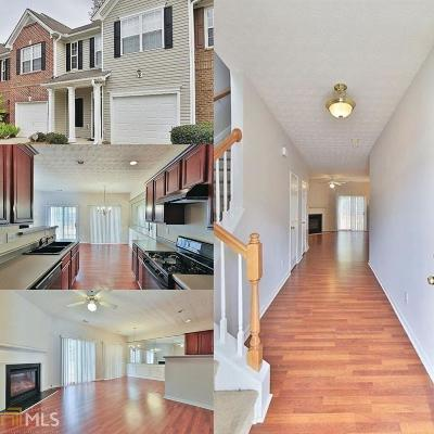 Scottdale Condo/Townhouse For Sale: 477 Lantern Wood Dr