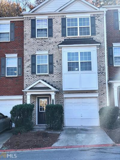 Kennesaw Condo/Townhouse For Sale: 353 Heritage Park Trce #6