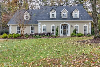 Suwanee Single Family Home For Sale: 3205 Paddle Wheel Ct