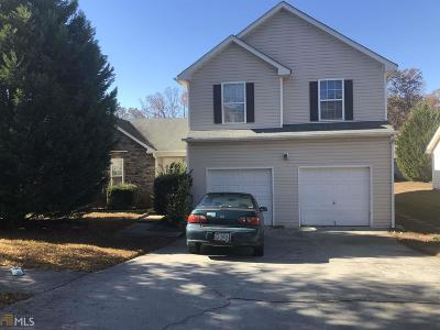 Snellville Single Family Home New: 5280 Bridle Point Pkwy