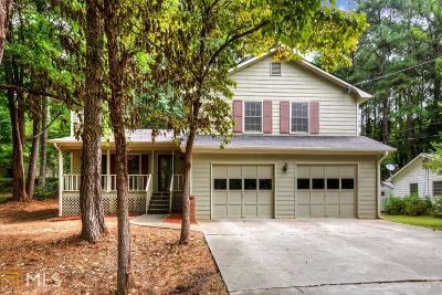 Snellville Single Family Home New: 3495 Quinn Ridge
