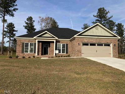 Statesboro Single Family Home For Sale: 207 Dewpoint Dr #4