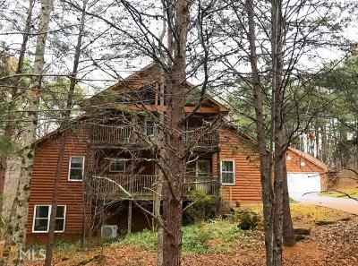 Sautee Nacoochee Single Family Home Under Contract: 1918 Panorama