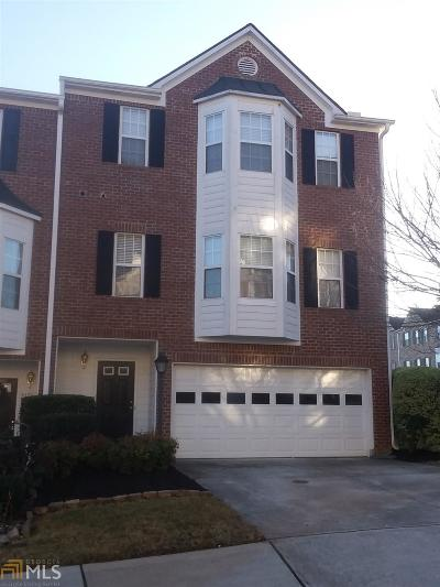 Buford Condo/Townhouse For Sale: 2171 Millgate Ln