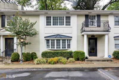 Condo/Townhouse Under Contract: 841 Frederica St #22