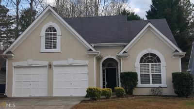 Alpharetta Single Family Home For Sale: 2100 Brookridge Ter