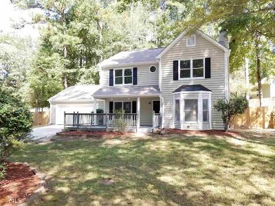 Peachtree City GA Single Family Home For Sale: $375,000