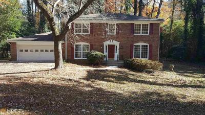 Chamblee Single Family Home For Sale: 3061 Northbrook Dr
