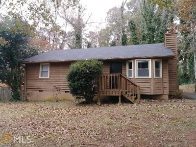 Snellville Rental For Rent: 3399 Mansfield Ln