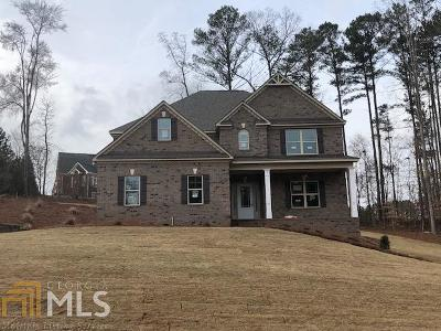 McDonough Single Family Home For Sale: 194 Limbaugh Valley Dr #43