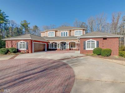 McDonough Single Family Home For Sale: 258 N Salem Dr