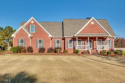 McDonough Single Family Home For Sale: 90 S Salem Dr