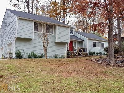 Stone Mountain Single Family Home New: 5050 Post Rd Trl