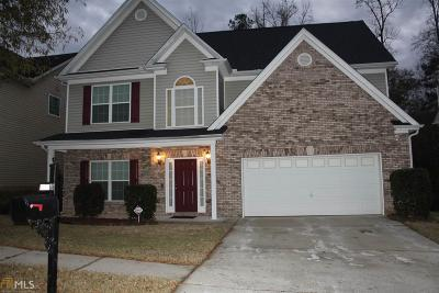 Snellville Single Family Home Under Contract: 4080 Preserve Ln