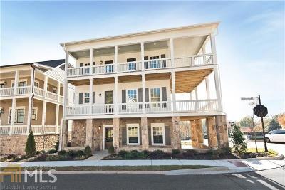 Marietta Single Family Home For Sale: 418 SE Waterman St