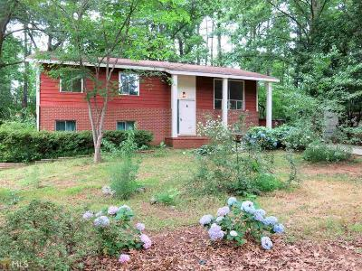 Stone Mountain Single Family Home Back On Market: 4930 Sheila Ln
