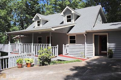 Habersham County Single Family Home New: 177 Flintlock Ln