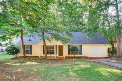 Rex Single Family Home For Sale: 6866 Fielder Ct