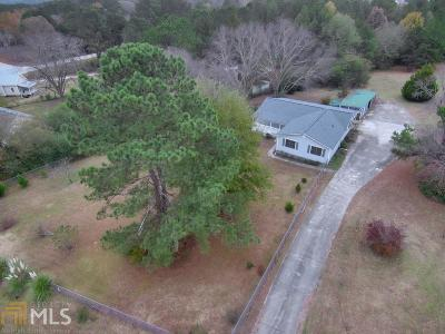 Monroe, Social Circle, Loganville Single Family Home Under Contract: 5000 Crestwood Trl