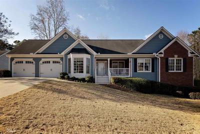 Acworth Single Family Home Under Contract: 213 Regency Ct