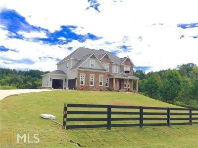 Canton Single Family Home Under Contract: 103 Matthews Rd