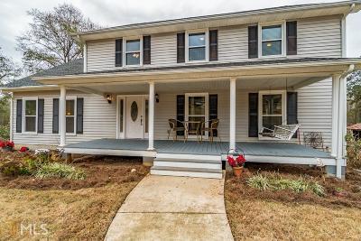 Gainesville Single Family Home For Sale: 4980 Poplar Springs Cir